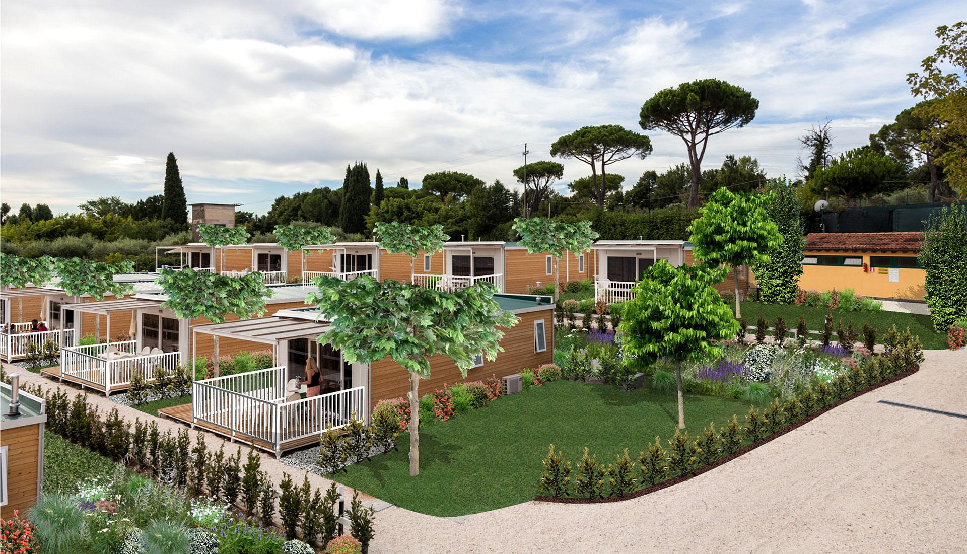 Progettare Un Giardino In Campagna progettazione giardini - le forbici - progettazione